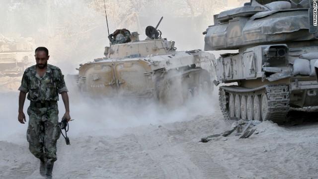 Siria autoriza a la ONU investigar un supuesto ataque químico