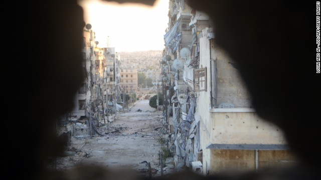 El conflicto sirio potencia la crisis internacional tras más de un año