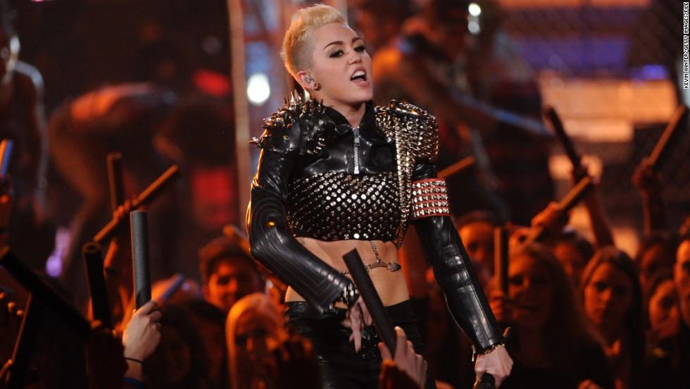 De Hannah Montana al twerking