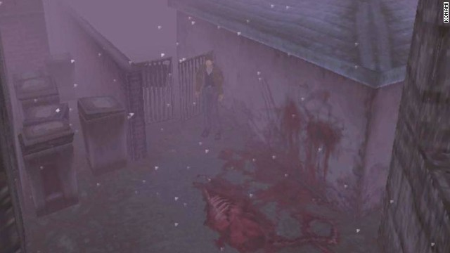"The original ""Silent Hill"" had a horror-movie feel and a character that appeared to be a mutated version of a school girl was found objectionable by some."