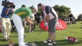 Helping blind golfers thrive