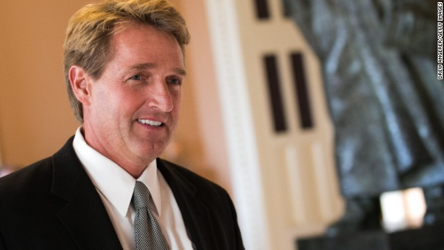 'Whatever:' Flake dismisses call to defund Obamacare