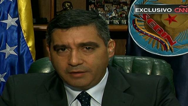 El ministro venezolano de interior cree que los disturbios no los causaron estudiantes