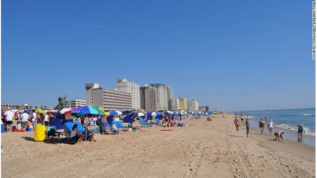 The calm before the storm: This year, more than 30 bands will take the stage in Virginia Beach for the Verizon Wireless American Music Festival, playing all kinds of music -- rock and roll, jazz, blues, country, and R&B -- by local, regional and national bands.