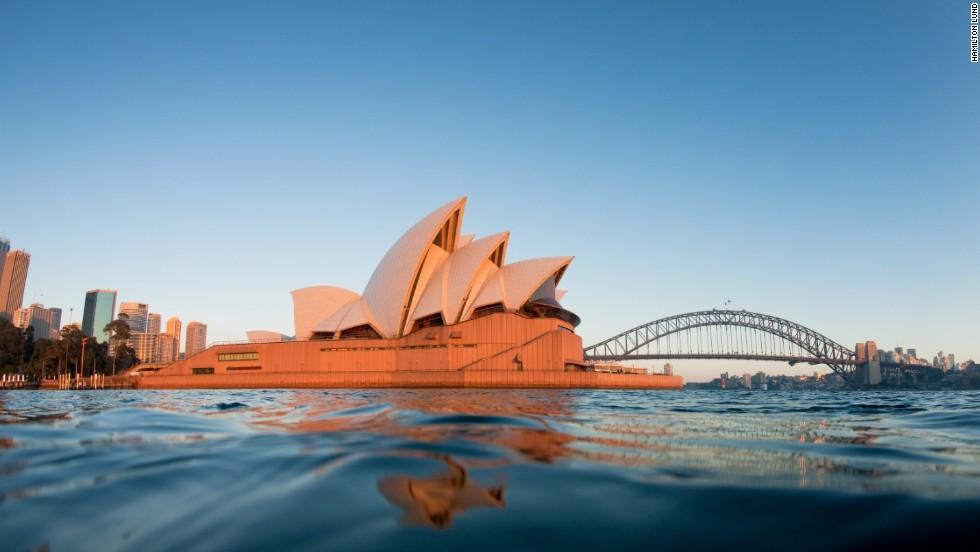 ¿Fin de semana en Australia? Sí