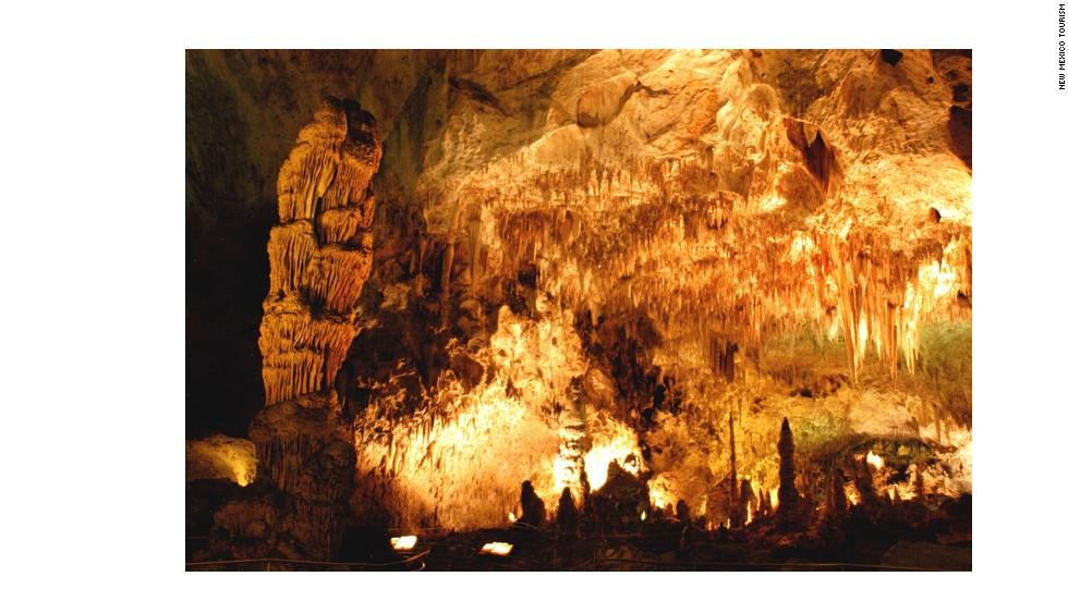 Las Cavernas de Carlsbad, Nuevo México, Estados Unidos