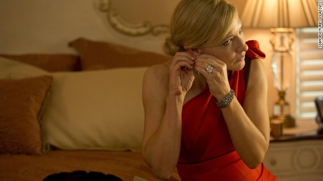 "Outstanding performance by a female actor in a leading role: Cate Blanchett, ""Blue Jasmine"""