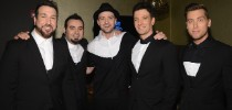 NSync surprised by album