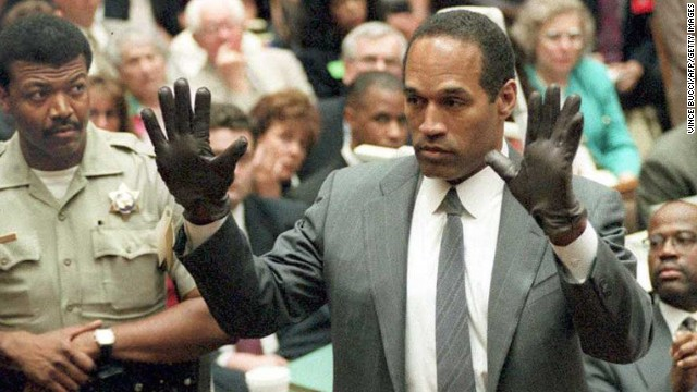 <strong>The OJ trial:</strong> Racial Rashomon effect -- blacks and whites looked at the same phenomena and came to diametrically opposed conclusions about the evidence, the police, the verdict and whether justice was served.