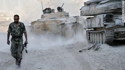 6 claves para entender qué pasa en Siria