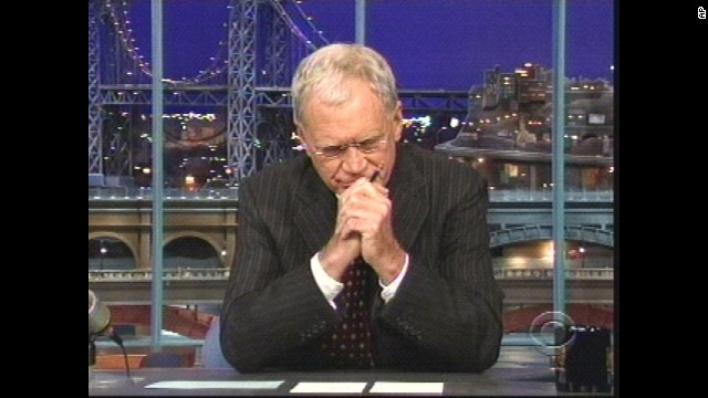 "In October 2009, Letterman made a stunning admission live on the air when he told his audience that he'd had sexual relationships with female members of his staff, and that someone had been attempting to blackmail him as a result. The following Monday, he used his show <a href='http://www.cnn.com/2009/SHOWBIZ/TV/10/05/david.letterman.apology/index.html?iref=allsearch' target='_blank'>to offer a ""heartfelt"" apology to his wife and to his female staffers.</a>"