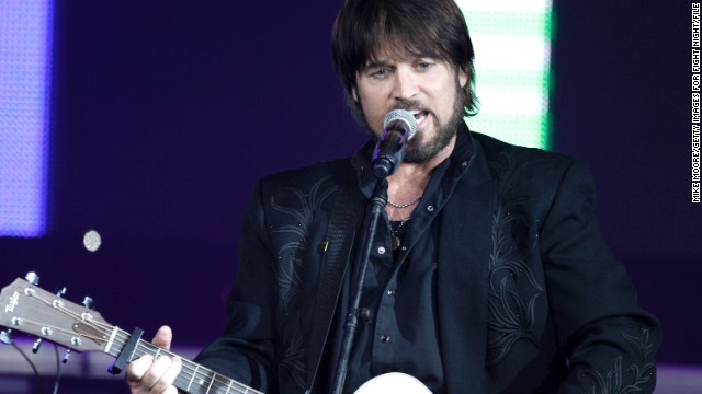 Billy Ray Cyrus speaks on Miley's twerked-out show