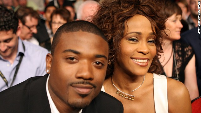 Whitney Houston and Ray J had an affectionate bond <a href='http://www.hlntv.com/article/2012/02/13/whitney-houston-ray-j-beverly-hilton' >that fueled endless rumors</a> that they were a pair following Houston's 2007 breakup with Bobby Brown.