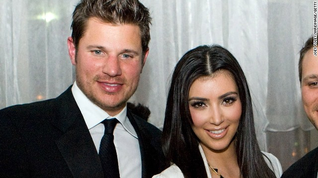 Yes, before Kanye, Kris or Reggie, Kim Kardashian apparently had a little something going with Nick Lachey after his 2005 divorce from Jessica Simpson. Lachey told <a href='http://www.details.com/celebrities-entertainment/music-and-books/201305/nick-lachey-98-degrees-tour' >Details magazine</a> that they had a date in 2006, but he thinks it was a ploy for Kardashian to be seen with an MTV-famous boy band member.