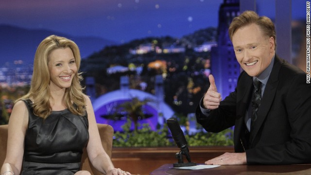 In the case of Lisa Kudrow and Conan O'Brien, it seems that like attracted like. <a href='http://www.nydailynews.com/entertainment/gossip/lisa-kudrow-reveals-dated-conan-o-brien-better-friends-article-1.125606' >According to Kudrow</a>, she and O'Brien dated for a bit prior to her acting career before realizing they were better off as friends. But O'Brien's apparently been a great pal to Kudrow -- she's credited him with helping her launch her career.