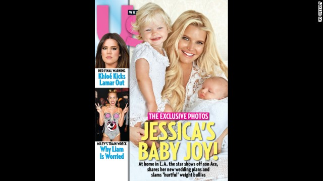 Jessica Simpson: I think I'm done having babies