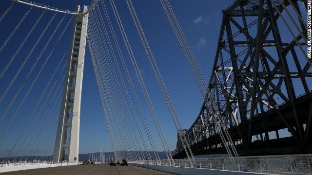 With an estimated price tag of $6.4 billion, the new eastern span of the Bay Bridge is set to open on September 3.