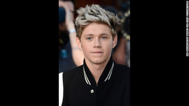 Niall Horan, who hails from Mullingar, County Westmeath, Ireland, while the rest of the boys were born in England.
