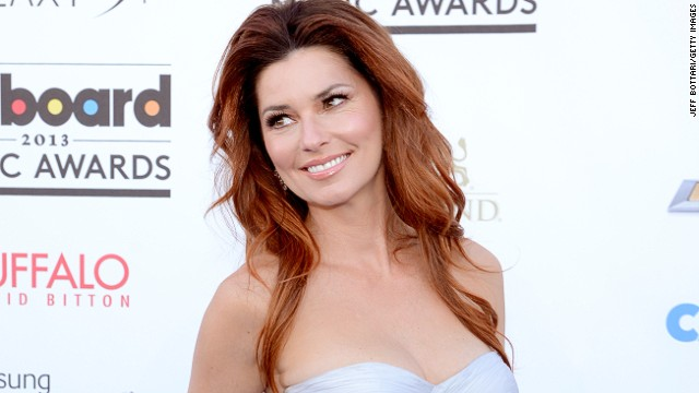 Shania Twain is working on a new album, her first since 2002's
