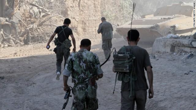 EE.UU. analiza tomar acciones unilaterales contra Siria