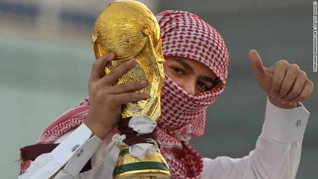 Qatar conundrum: Can the 2022 World Cup be moved?