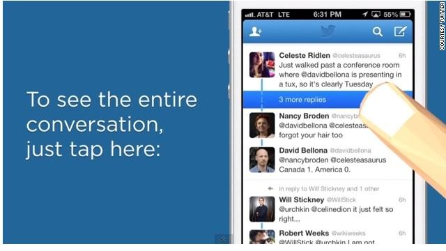 Ahora será más fácil mantener conversaciones en Twitter