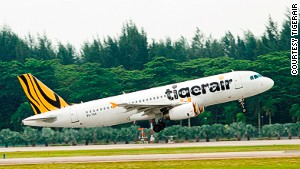 Tiger Airways re-branded as Tigerair in August