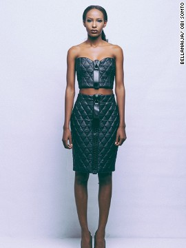 Africa S Hottest New Fashion Designers Cnn Com