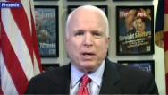 John McCain on the situation in Syria
