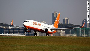 South Korea\'s Jeju Air has recorded a 960% increase in profits over last year.