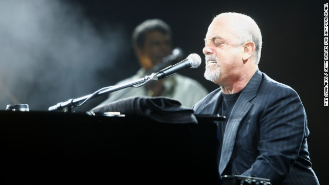 While Billy Joel's dad was a classical pianist, it was his mom who <a href='http://www.biography.com/people/billy-joel-9354859' target='_blank'>pushed him to start playing piano at the age of 4.</a>
