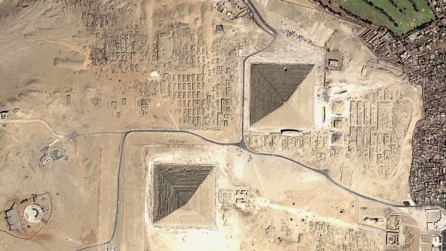 Una arqueóloga espacial descubre los secretos de civilizaciones antiguas