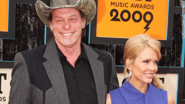 Ted Nugent's wife arrested, and more news to note