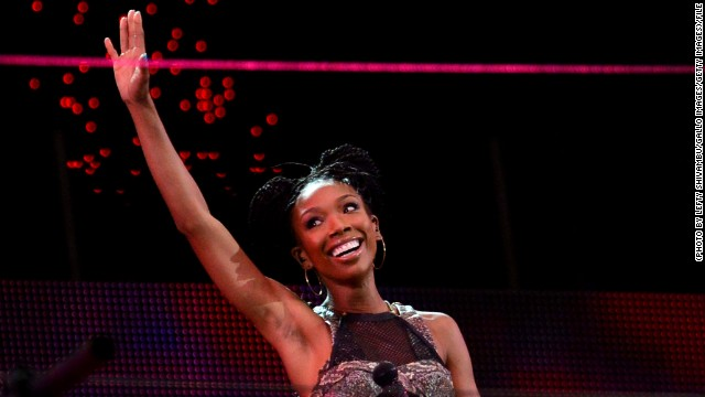 "In August 2013, Brandy was all set to perform in front of a stadium of 90,000 in Johannesburg, South Africa. The only problem is, her gig to close the tribute to Nelson Mandela's life had been kept a secret. So when the singer showed up on stage, most of the crowd had left. Rather than do a full show in front of the <a href='http://www.etonline.com/music/137564_Brandy_Performs_To_Empty_Stadium_Walks_Off_Stage/index.html' target='_blank'>40 people who were there</a>, she reportedly ""sulked"" after two songs and walked off."