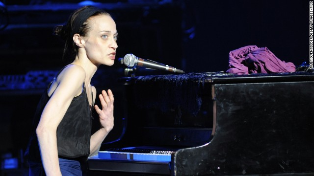 "Fiona Apple is not a fan of predictability -- or maybe fashion, we can't be sure. What is clear is that the singer, pictured in 2012, won't tolerate a noisy audience during a show. While performing at a Louis Vuitton-hosted party in Tokyo on August 29, 2013, the singer <a href='http://www.wwd.com/eye/parties/louis-vuitton-toasts-timeless-muses-in-tokyo-7104070?src=search_links' target='_blank'>grew so irritated</a> with the ceaselessly chattering audience that she shouted ""Predictable! Predictable fashion, what the f***?"" before storming off. It wasn't as <a href='http://www.rollingstone.com/music/pictures/fiona-apples-bad-bad-girl-moments-20120424/her-onstage-meltdown-0997058' target='_blank'>epic</a> as her 2000 disruption, but still quotable."