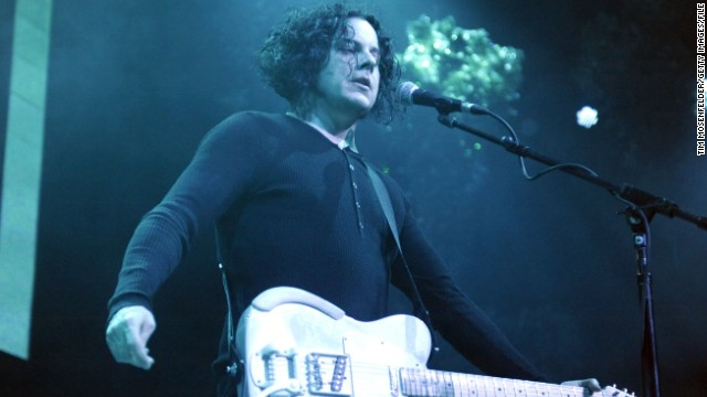 When Jack White was performing at Radio City Music Hall in 2012, he decided to abruptly conclude the show after an hour on stage. Judging from the <a href='http://www.buzzfeed.com/perpetua/jack-white-totally-pisses-off-new-york-crowd' target='_blank'>tweeted reactions of attendees</a>, he picked the wrong fans to walk out on. He is seen here at a performance later that year.