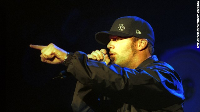 "The Windy City turned cold on Fred Durst and Limp Bizkit when they performed in the area in 2003. The band was forced to vacate the Summer Sanitarium show after<a href='http://www.mtv.com/news/articles/1474912/durst-gets-booed-walks-offstage.jhtml' target='_blank'> a half-hour of dodging the bottles</a> being thrown at them and weathering the chants of ""F*** Fred Durst."" Durst is seen performing earlier that year."