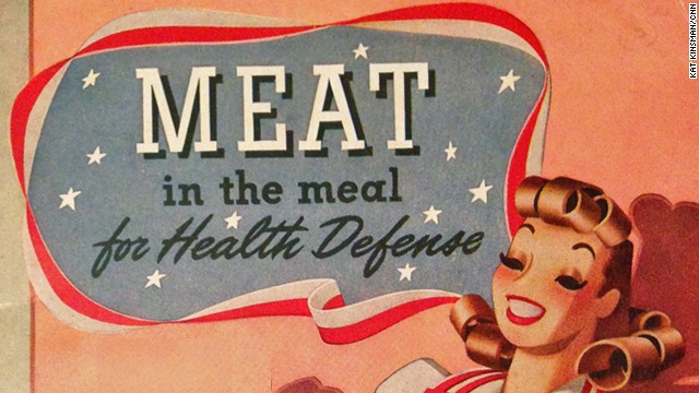Meat in the Meal for Health Defense (1942) was a major booster of bacon during WWII.