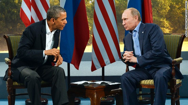 Obama-Putin will have chance to talk on 'margins' of G-20 summit
