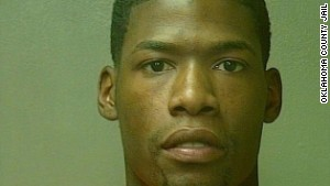Booking photo for DeAndre Liggins