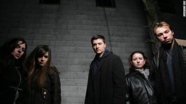 """Paranormal State,"" the A&E television show, follows paranormal investigator Ryan Buell and members of the Paranormal Research Society as they cross the country investigating hauntings."