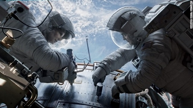 What Buzz Aldrin thinks of 'Gravity'