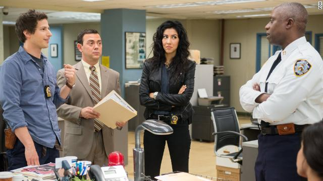 "Best TV series, musical or comedy: ""Brooklyn Nine-Nine"""
