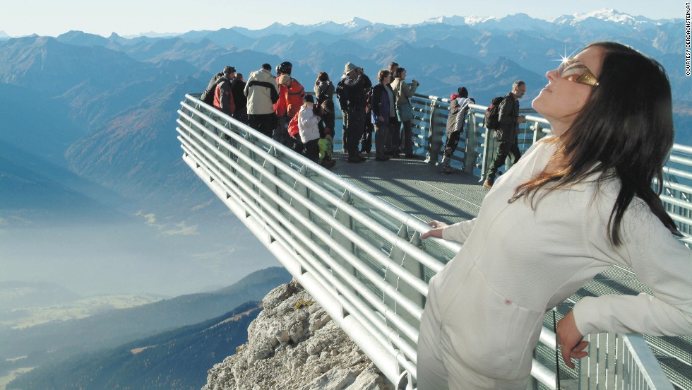 Glaciar de Dachstein (Austria)