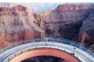 Grand Canyon Skywalk (Estados Unidos)