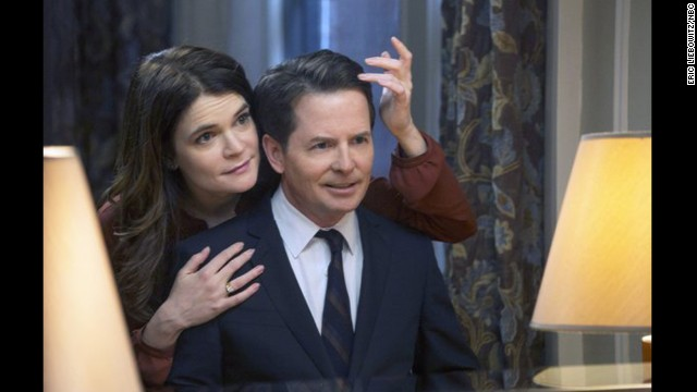 Michael J. Fox stars as Mike Henry in NBC's new comedy,