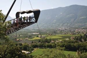 Plataforma de Observación de Matteo Thun (Italia)