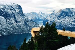 Mirador Stegastein (Noruega)