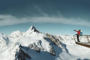 Top of Tyrol, Glaciar Stubai (Austria)