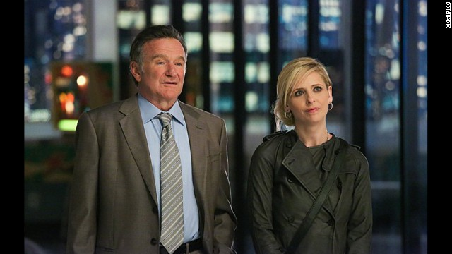 "<strong>""The Crazy Ones"":</strong> The goodwill for Robin Williams and Sarah Michelle Gellar, who played a dad and daughter in this comedy set in an advertising agency, wasn't enough to keep ""The Crazy Ones"" afloat on CBS for more than one season."
